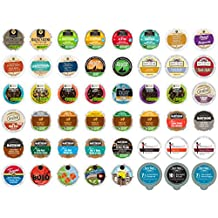 Keurig Coffee, Cider, Cocoa, Tea, and Cappuccino Variety Pack 48 K-Cups