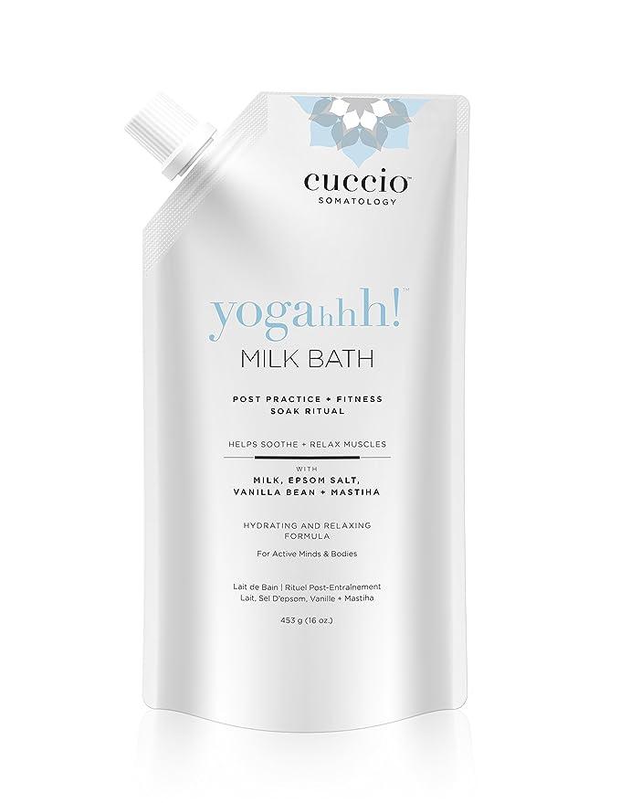 Cuccio Somatology Yogahhh Milk Bath