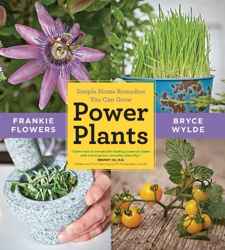 Power Plants: Simple Home Remedies You Can Grow (Newfoundland Flowers)