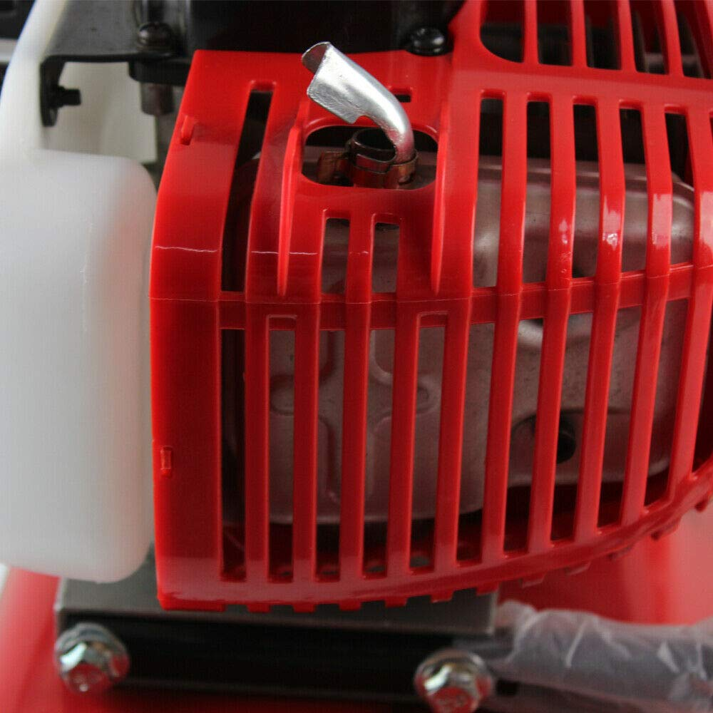 Motoazada eléctrica para motoazada térmica Mini 2 HP Cultivador de ...