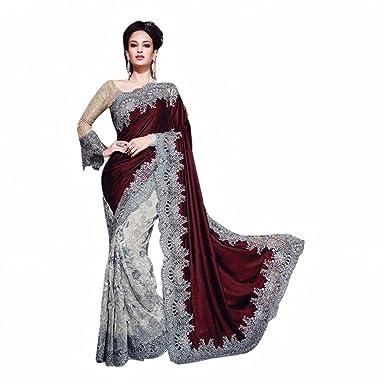 Designer Sarees For Wedding Party 7