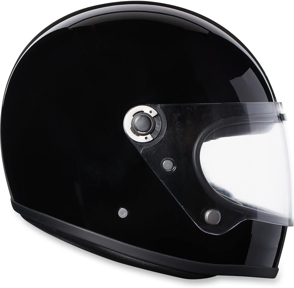 AGV 20001154I000210 Legends X3000 Black Helmet (Black, X-Large)