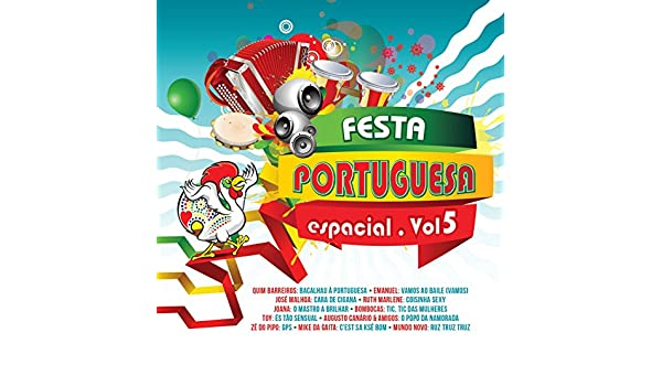 Espacial Festa Portuguesa Vol. 5 by Various artists on Amazon Music - Amazon.com