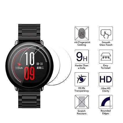 Amazon.com: Funnmart Screen Protector Film Watch Accessories ...