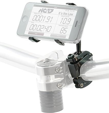 Nc 17 Connect Lenkerhalterung Für Smartphone Und Handy Kompatibel Mit Apple Iphone Se 5 5s 5c Verstellbare Fahrradhalterung Sport Freizeit