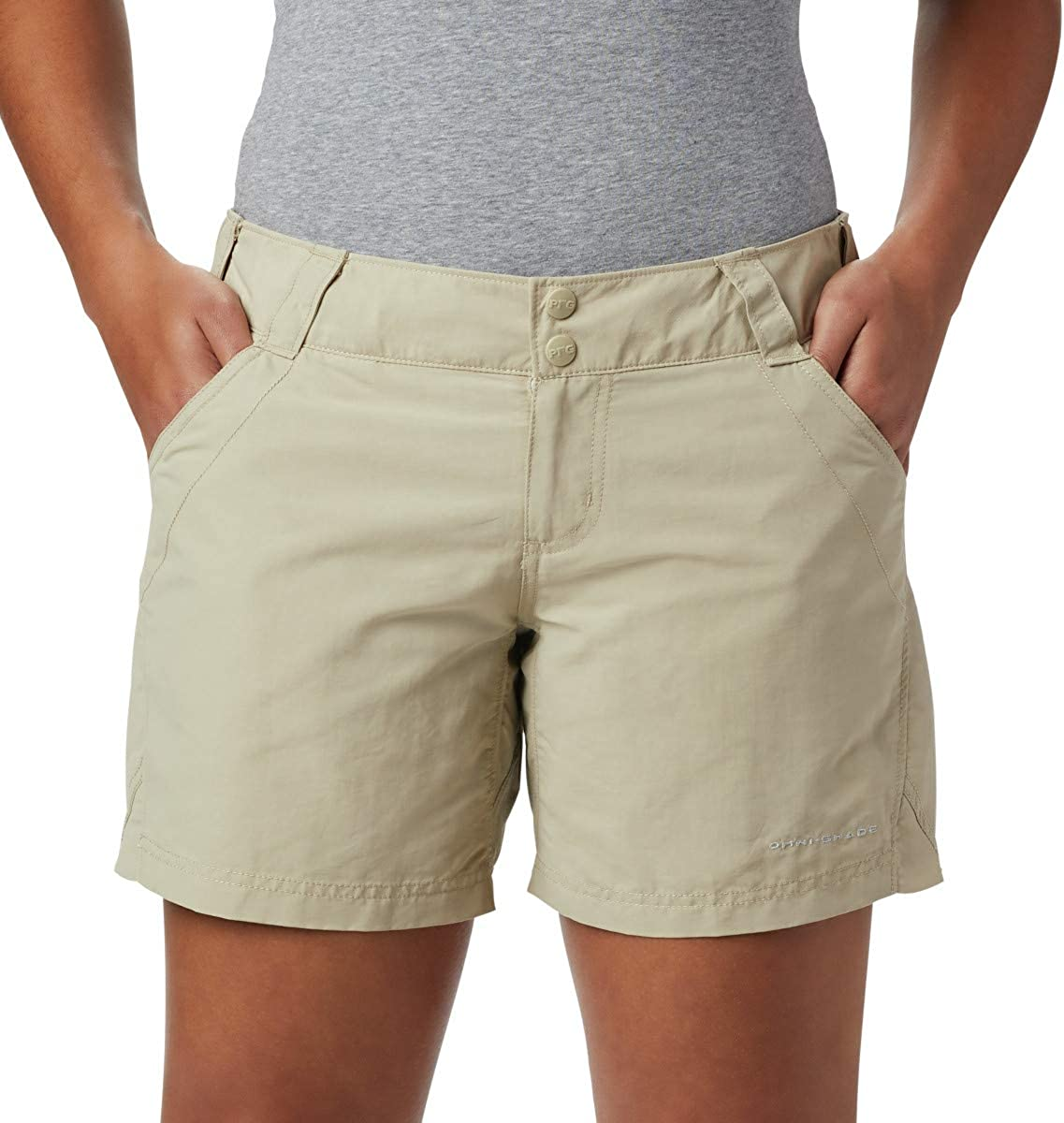 Columbia Womens Coral Point Ii Short