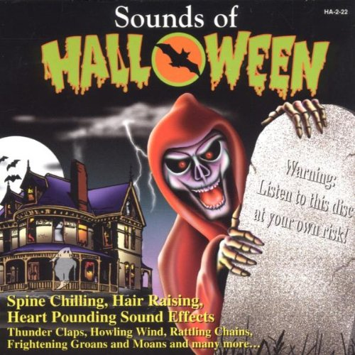 various artists sounds of halloween amazoncom music