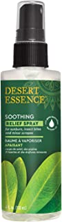 product image for Desert Essence Relief Spray - 4 Fl Oz - Antiseptic Eco-Harvest Tea Tree Oil & Other Essential Oils - Natural First Aid - Minor Burns - Sunburn - Insect Bites - Scrapes - May Comfort Aching Feet