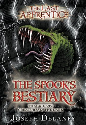 Book cover for The Spook's Bestiary