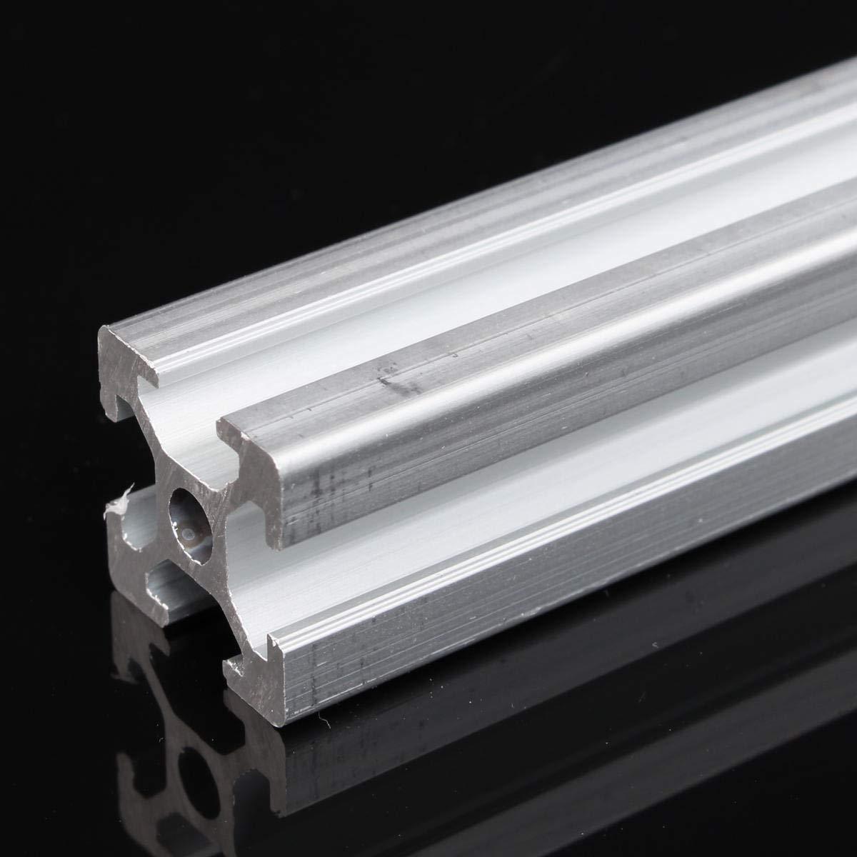OKIl Machifit 500mm Length 2020 T-Slot Aluminum Profile Extrusion Frame For CNC
