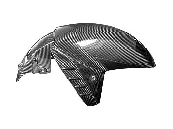 Prepreg de fibra de carbono (seco) de carbono Guardabarros delantero para Kawasaki ZZR1400: Amazon.es: Coche y moto