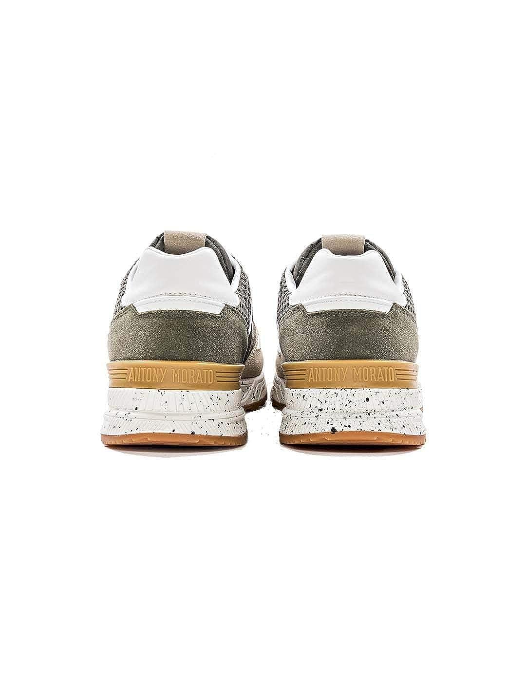 Antony Morato, Morato, Morato, scarpe da ginnastica Uomo Kaki 3dc012