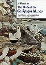 A Guide to the Birds of the Galapagos Islands par Castro