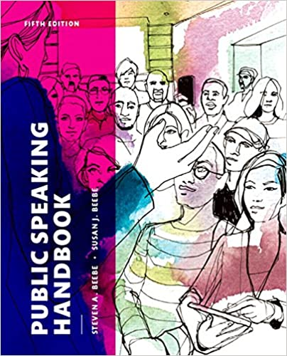 a concise public speaking handbook 5th edition chapter 1