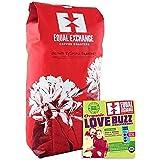 Equal Exchange Organic Love Buzz Bulk Coffee, 5 Pound