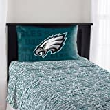 "NFL Philadelphia Eagles ""Anthem"" Twin Sheet Set"