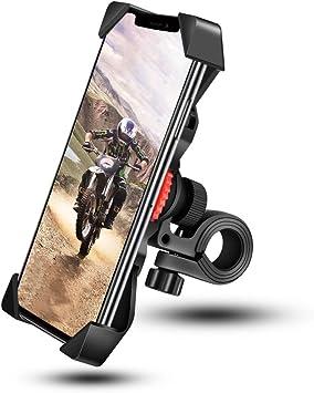 Grefay - Soporte universal para teléfono móvil para bicicleta ...