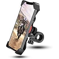 Grefay - Soporte para teléfono móvil para bicicleta