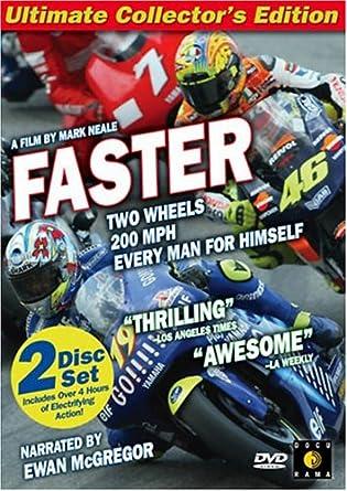 Amazon.com: Faster: Valentino Rossi, Barry Sheene, Jeremy ...