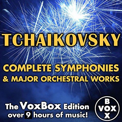tchaikovsky symphonies - 5