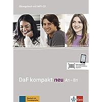 DaF Kompakt neu: Ubungsbuch A1-B1 + MP3-CD