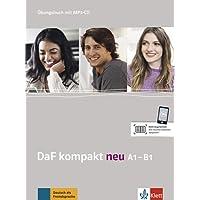 DaF kompakt neu A1-B1 : Ubungsbuch (1CD audio MP3)