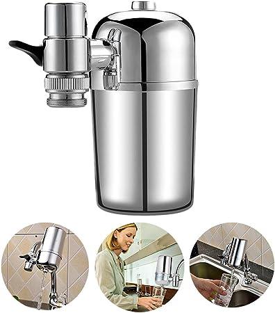 Purificador de Agua para el Hogar Filtro de Grifo de Agua ...