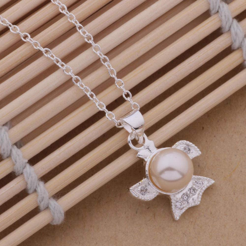 Necklaces Jewelry Gifts Pendants Quality Silver Plated Fashion Jewelry Chains Necklace Pendant