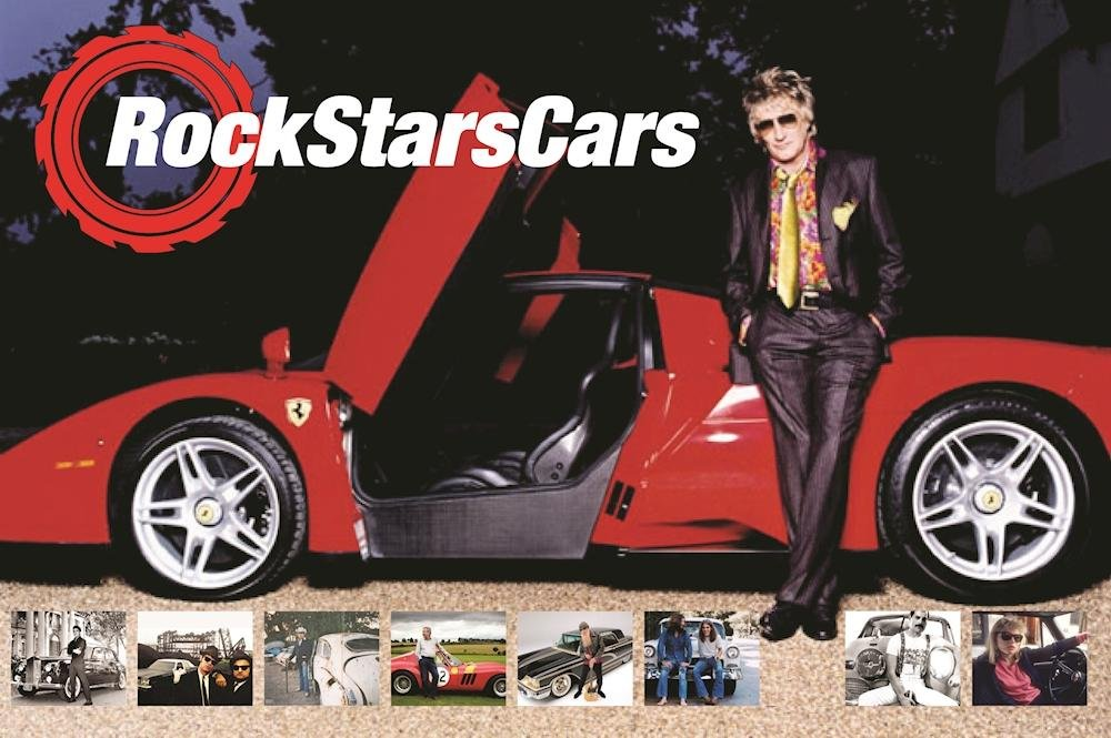 Download Rock Stars' Cars ebook