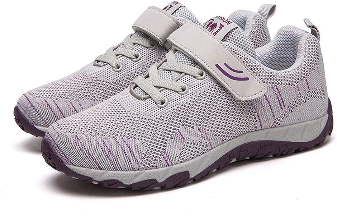Zapatillas para Correr Ligero y con Estilo Cómodos Senderismo Zapatos Deportivos para Mujer: Amazon.es: Zapatos y complementos