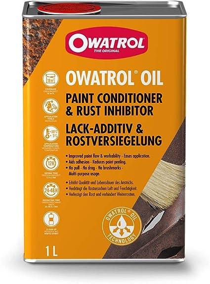 Owatrol Oil Paint Conditioner Rust Inhibitor 1 0 Litre Baumarkt