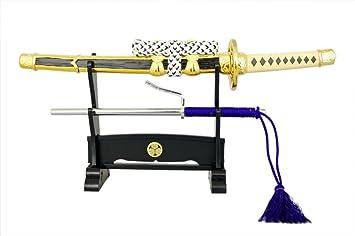 Corta papel Katanas n.o 221 samurái japonés