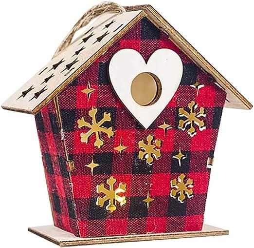Mumuj - Decoración navideña para árbol de Navidad, decoración ...
