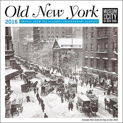 2015 calendar wall new york - 8