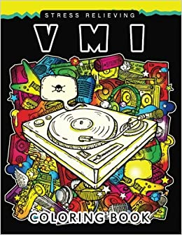 Amazon com: VMI Coloing Book: A Adults Coloring Books (9781542958936