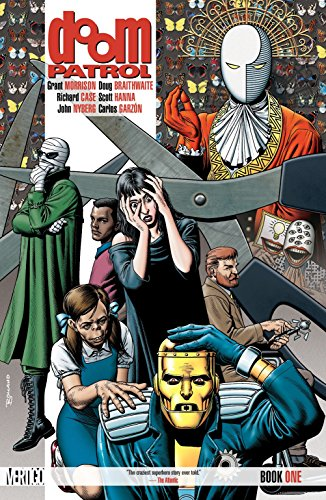 Doom Patrol Book One - Grant Morrison Book