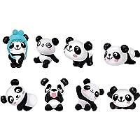 BaiJ Panda Deco 8 Pack
