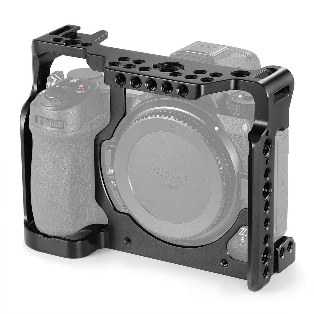 Smallrig 2243 Camera Cage for Nikon Z6/ Z7 Camera with Bu...