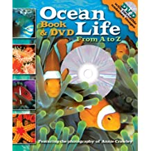 Ocean Life From A to Z Book and DVD: Written by Cynthia Stierle, 2007 Edition, (Nov Har/Dv) Publisher: Reader's Digest [Hardcover]