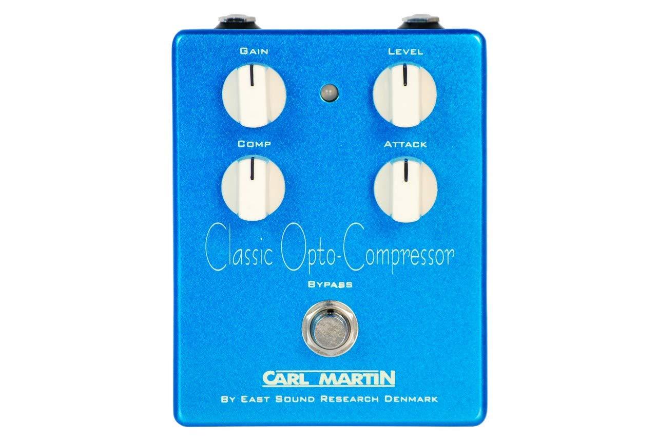 Carl Martin Classic Opto-Compressor V2