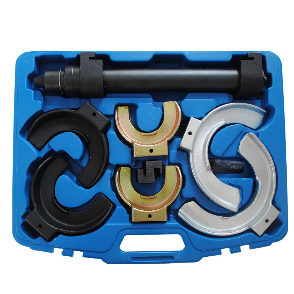 CCLIFE Compresor de Muelles Amortiguadores Coches Compresor de muelles de suspensi/ón MC pherson