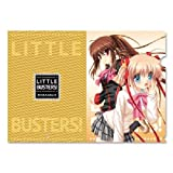 Little Busters! Clear File Set H: Saya-bell & Komari, Kanata and click de Komari & Sasami