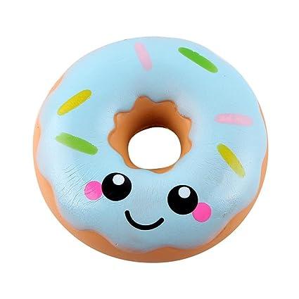 Donut CompresivosSquishies Juguetes Sonnena Kawaii Linda 67gYbfy