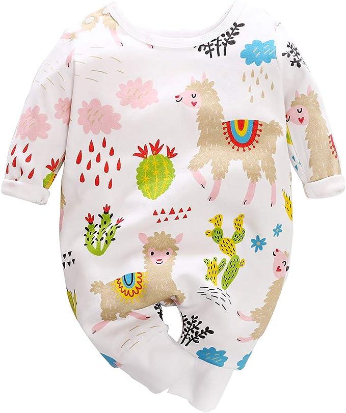 Beal Shopping - Mono de algodón orgánico para bebé, Unisex, Manga ...