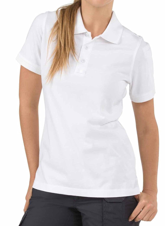 3c61ba56545 Amazon.com  5.11 Tactical  61164 Women s Tactical Short Sleeve Polo Shirt   Sports   Outdoors