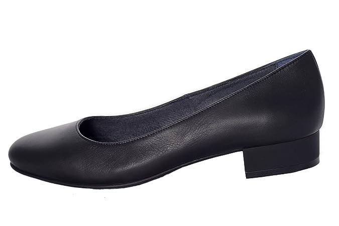 Oneflex Cloe negro - zapato cómodo de trabajo para mujer - Talla 36 M4DRQhnLHE