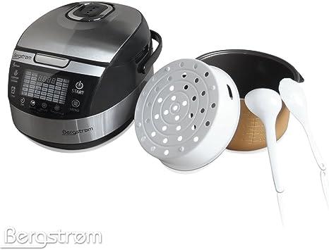 Robot cocina multifunción olla de vapor Multiwarka robot cocina ...
