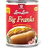 Loma Linda Big Franks (20 oz.) (Pack of 12)