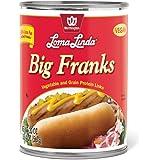 Loma Linda - Vegan - Big Franks (20 oz.) (Pack of 12) – Kosher