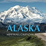 Alaska Mini Wall Calendar 2017: 16 Month Calendar